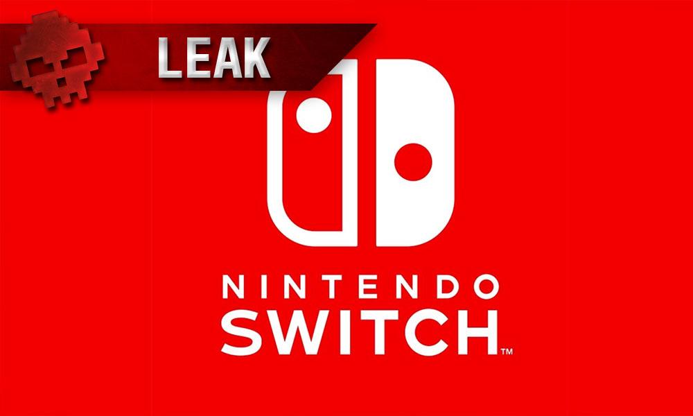 Nintendo Switch - Un petit chanceux la reçoit en avance et en fait une vidéo