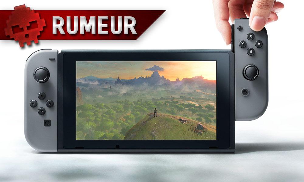 Nintendo Switch - Brickseek affiche un prix de 299 $ pour la console Console