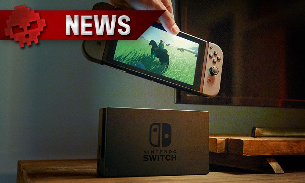 Nintendo invite certains joueurs à un événement pour tester la Switch