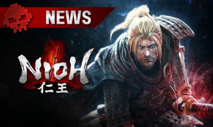 Nioh - Missions difficiles, DLC et PvP débarquent bientôt Personnage principal