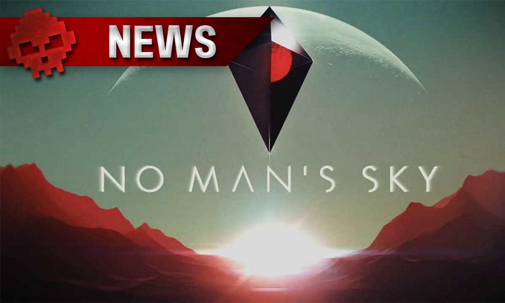 """No Man's Sky - La mise à jour """"Pathfinder"""" débarque cette semaine soleil levant planète arrière-plan"""