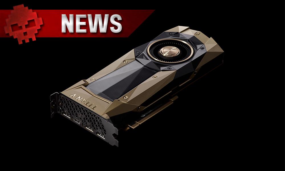 La Titan V de Nvidia