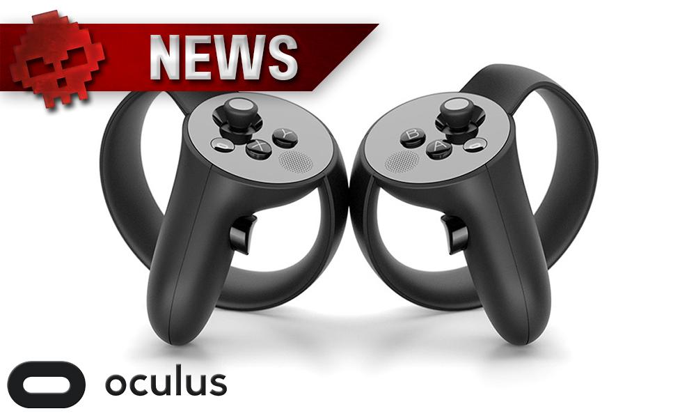 Oculus Touch - 53 titre seront disponibles au lancement