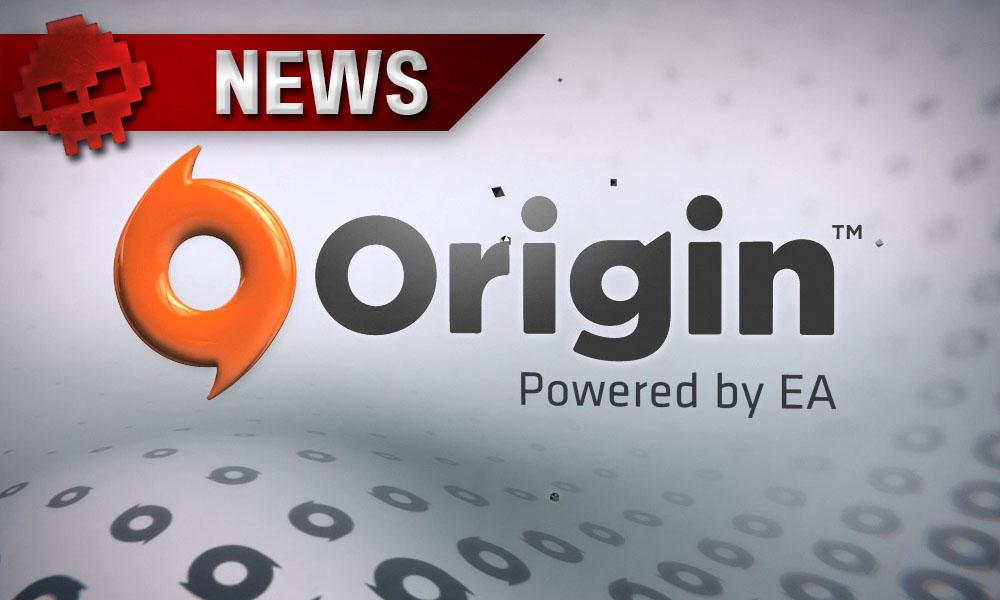 Origin - Une nouvelle mise à jour ajoute de nouvelles fonctionnalités - Logo