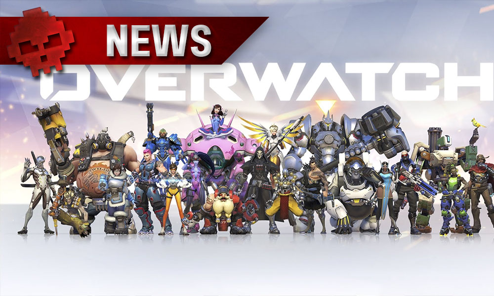 Overwatch - Six nouvelles cartes prévues, trois débarqueraient cette année