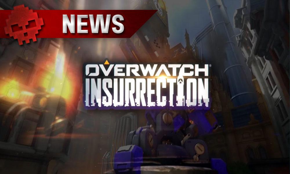 """Overwatch - Nouveaux correctifs pour l'événement """"Insurrection"""""""