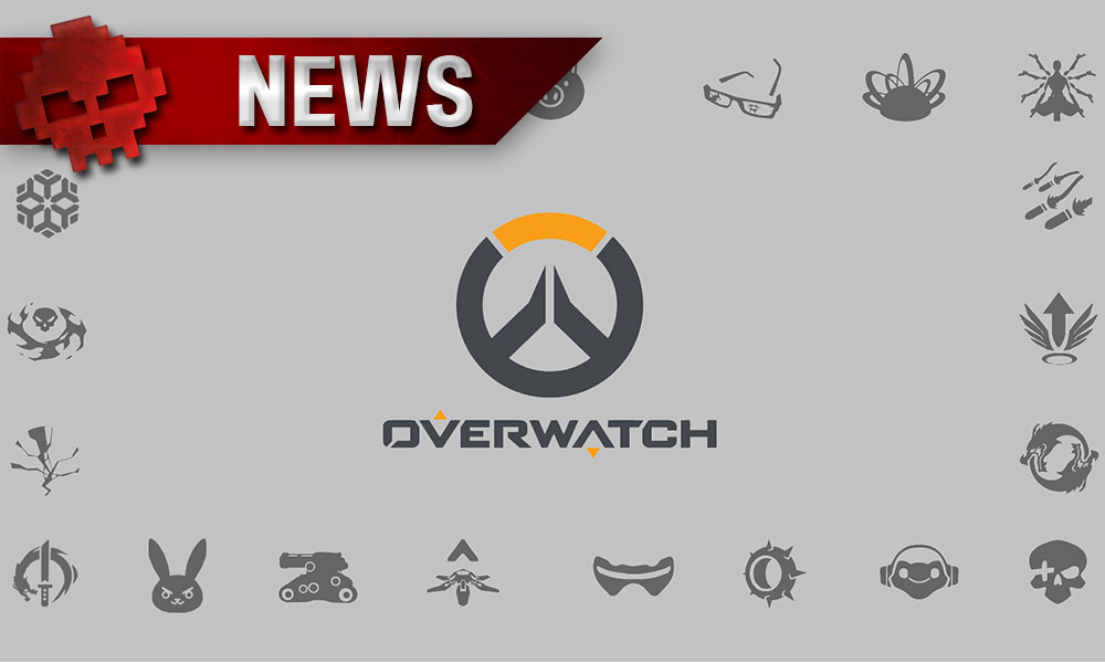 Overwatch - Notes de patch 1.12 et combat contre la triche - Logo