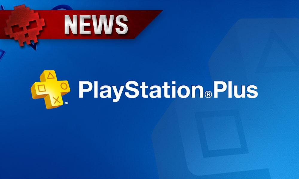 Playstation Plus - Les 5 jeux offerts du mois de janvier - Logo PS +