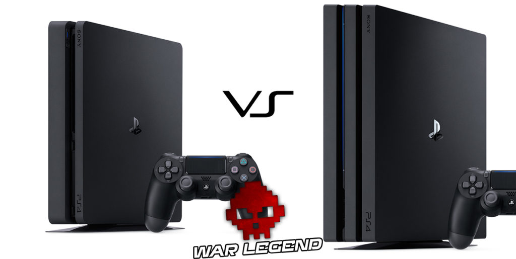 Tous les jeux optimisés pour la PS4 Pro ps4 vs ps4 pro