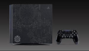 PS4 Pro Kingdom Hearts 3