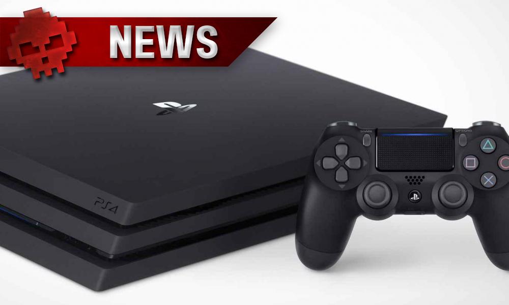 La PS4 pro a triplé les ventes des consoles de Sony