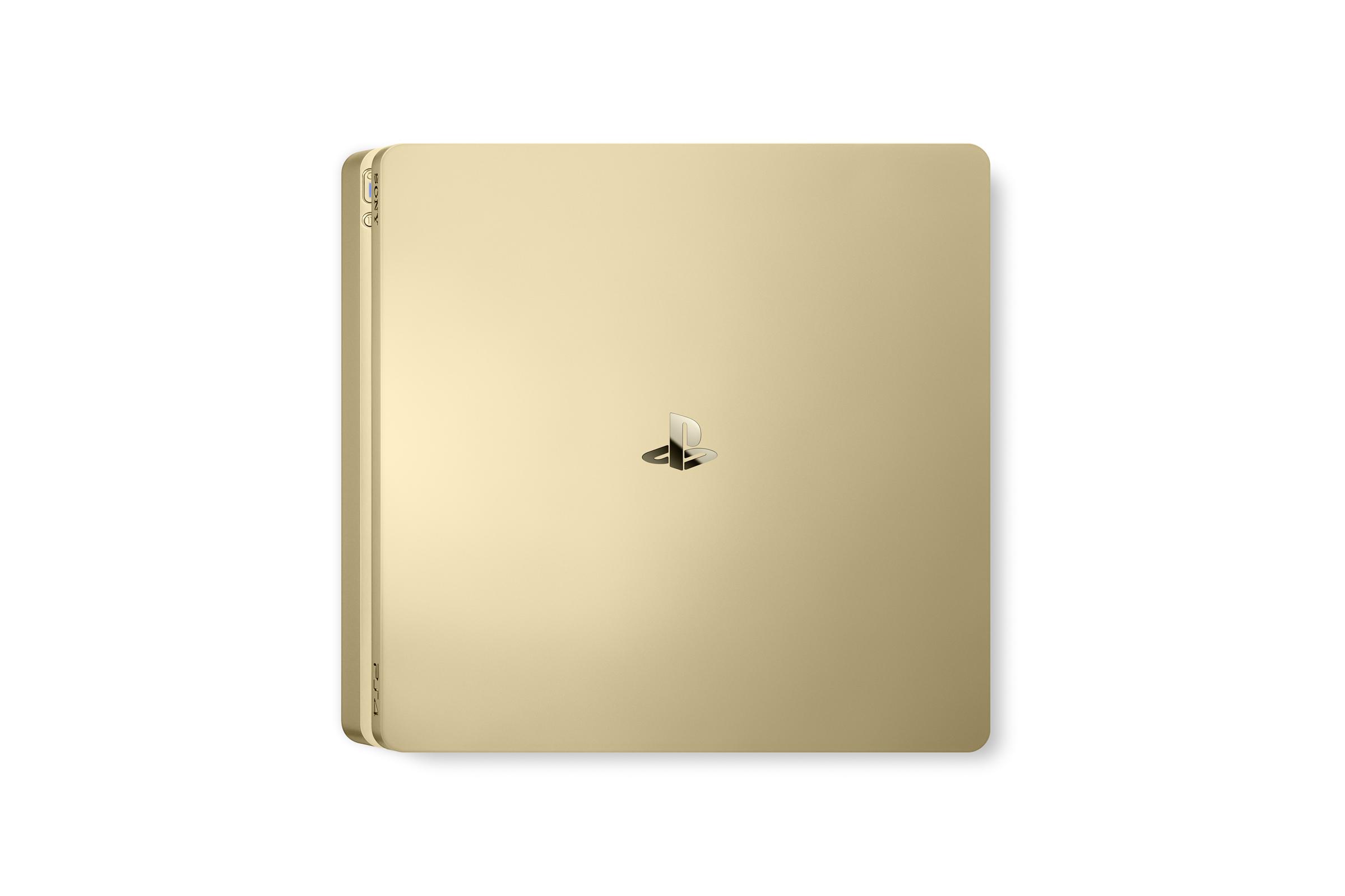 Sortie prochaine des ps4 ditions limit es gold et silver - Prochaine sortie console ps4 ...