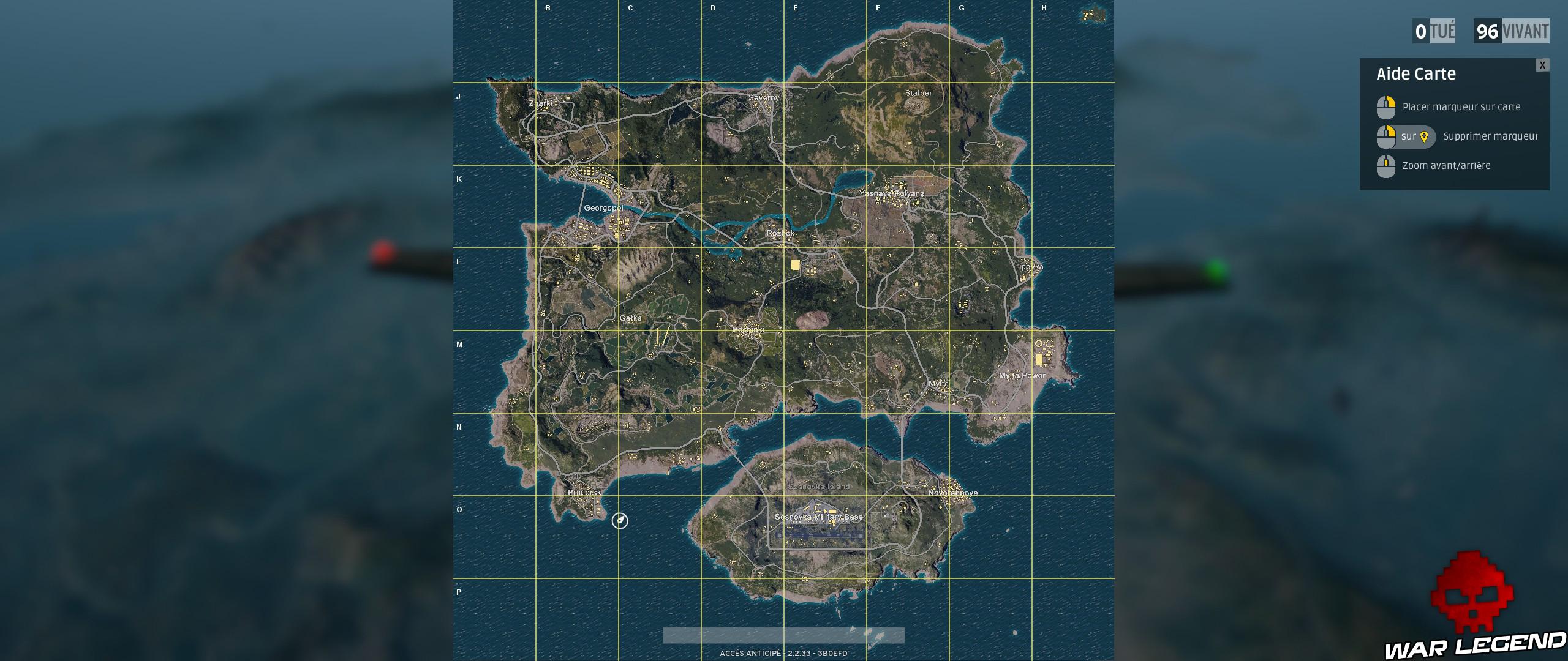 Aperçu PlayerUnknown's Battlegrounds - Alors, c'est mieux qu'H1Z1?