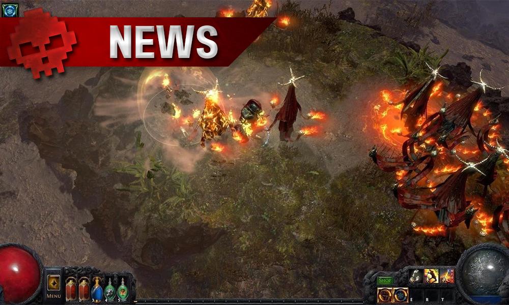 Path of exile vignette news
