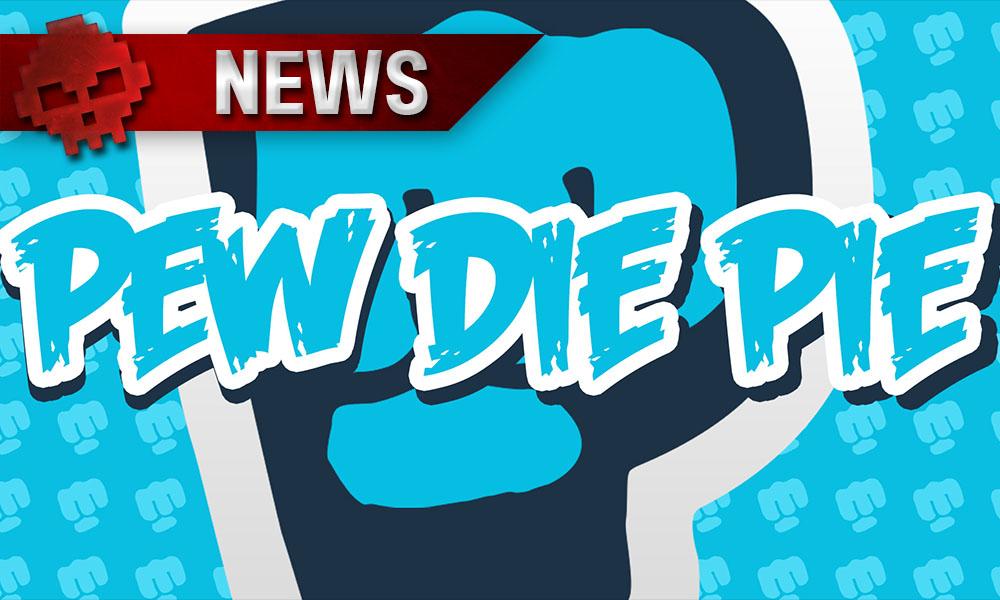 La vaste blague de Pewdiepie, un troll de génie - Pewdipie logo
