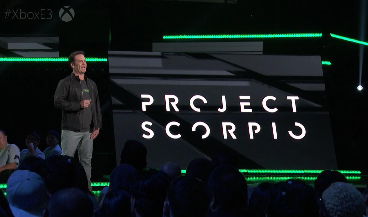 Phil Spencer Project Scorpio