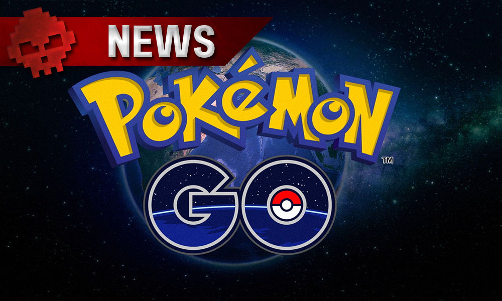 Pokémon Go - De nouveaux Pokémon ont été annoncés - Planète Terre en arrière-plan