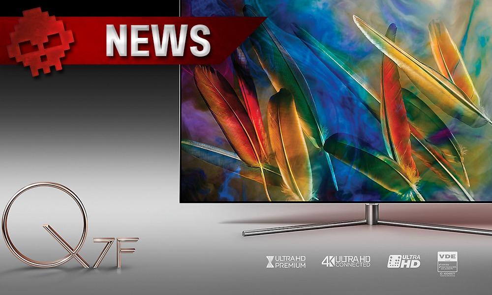 WarLegend Decouvre Les TV Samsung QLED Pour Jeux Video