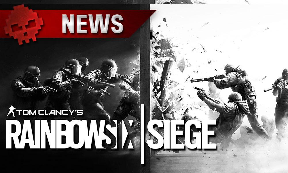 vignette news Rainbow Six: Siege
