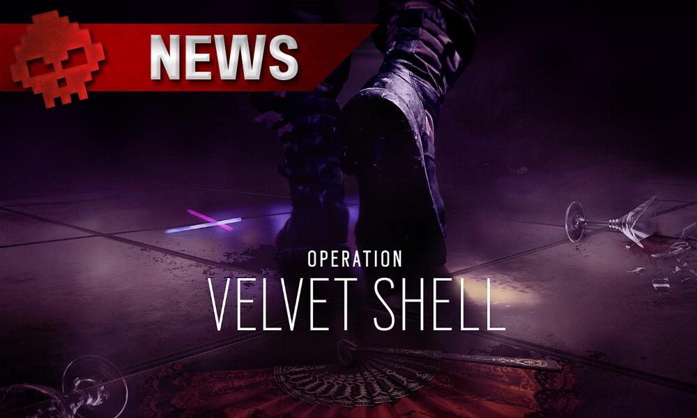 Rainbow Six: Siege - Tout ce qu'il faut savoir sur l'opération Velvet Shell Personne qui marche sur le sol
