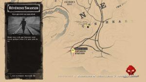 Red Dead Redemption 2 celui qui n'est pas sans péché Objectif de quête