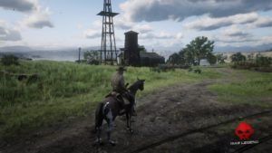 Red Dead Redemption 2 celui qui n'est pas sans péché Gare de Flatneck