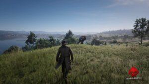 Red Dead Redemption 2 celui qui n'est pas sans péché une baston