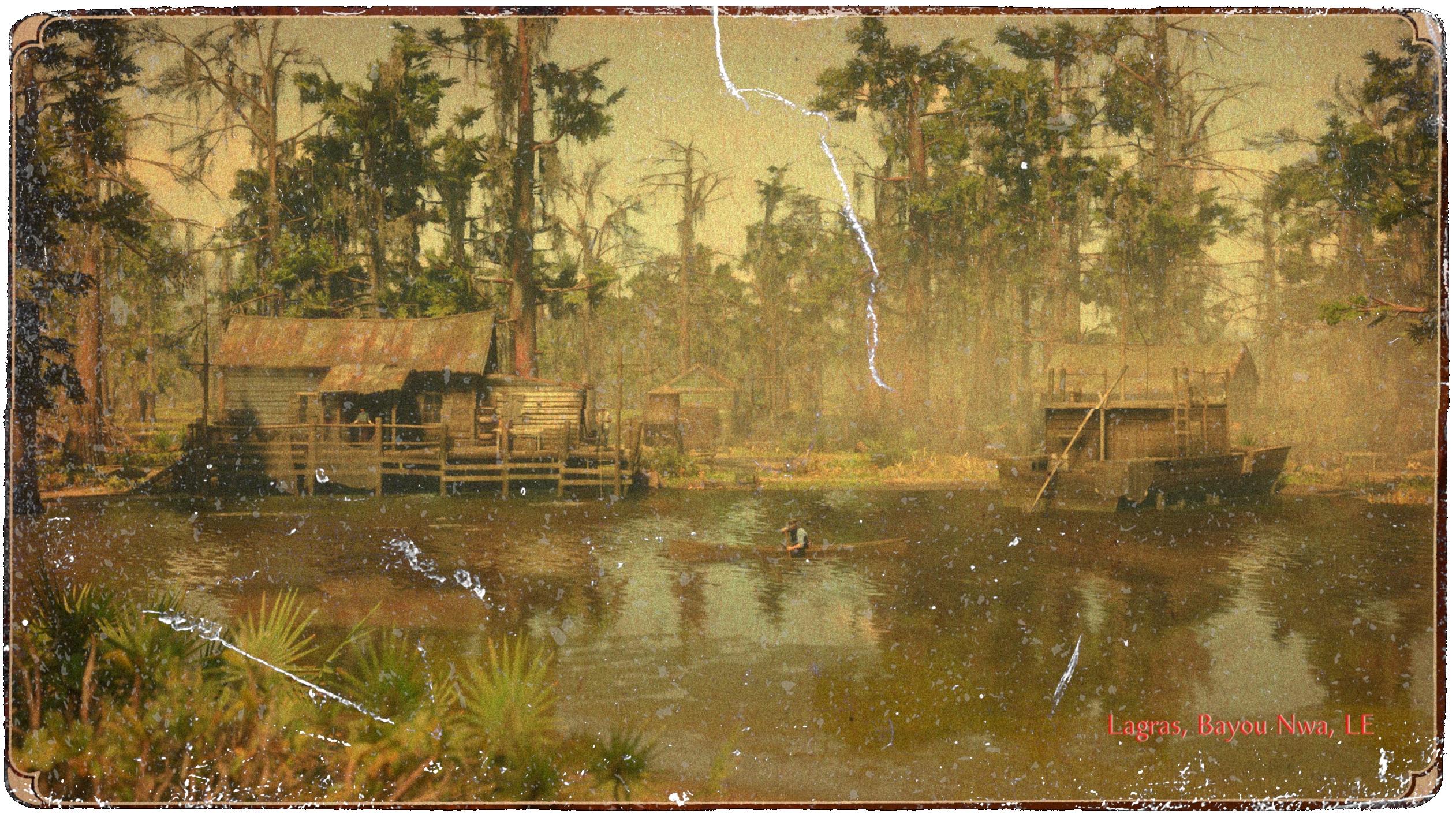 carte postale Lagras