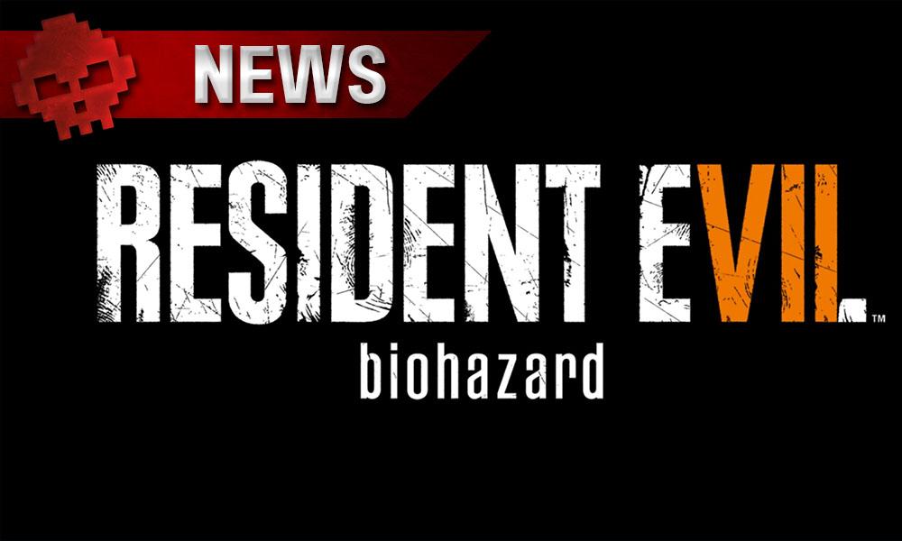 Resident Evil 7 - Trois vidéos de gameplay angoissantes Titre du jeu
