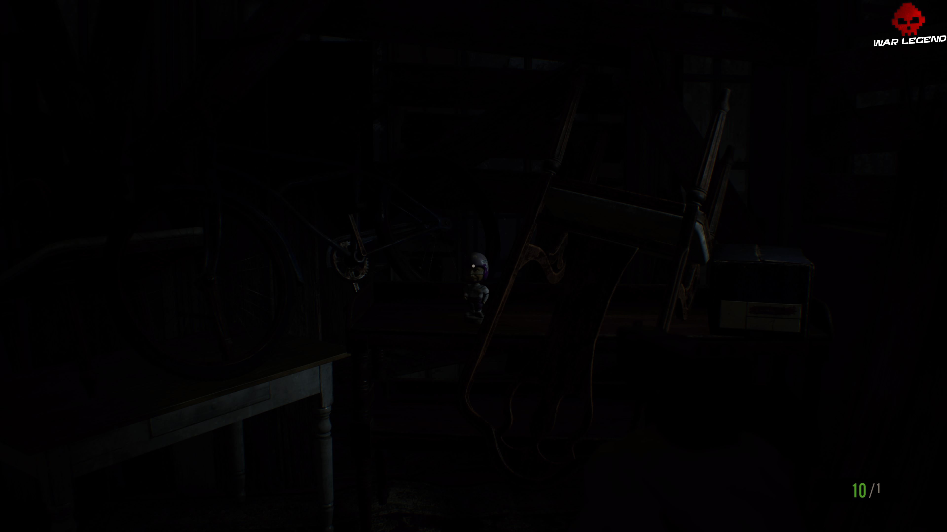 Solution Resident Evil 7 Biohazard - Chapitre 3 Mr. Everywhere