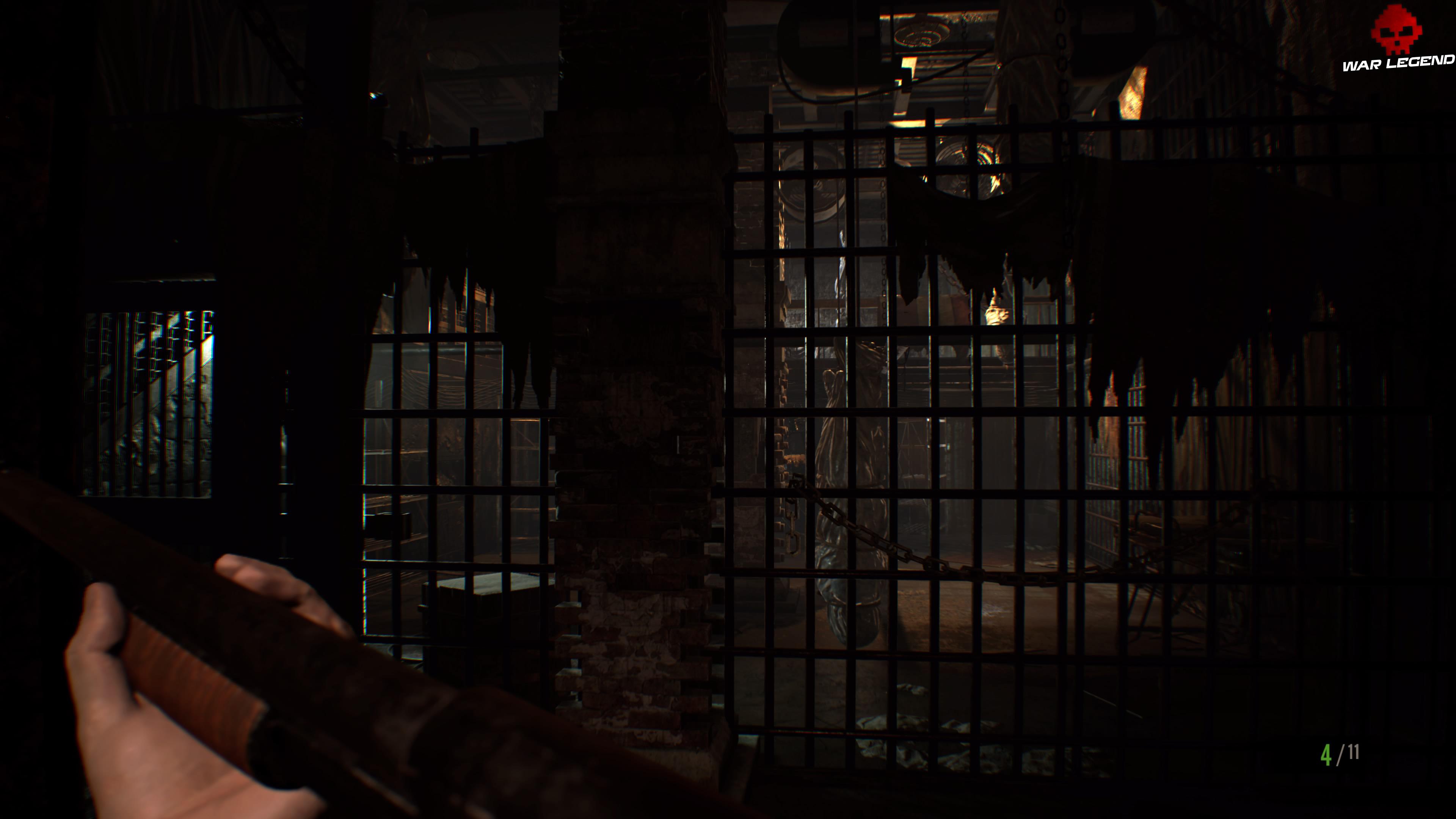 Solution Resident Evil 7 Biohazard - Chapitre 3 salle de dissection