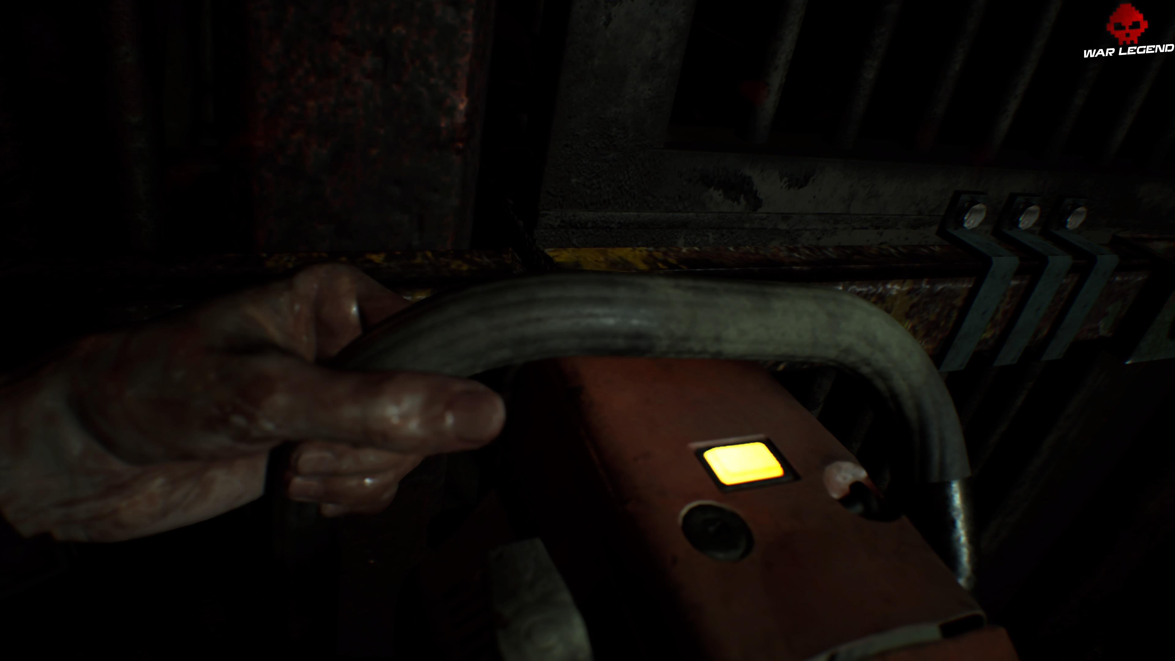 Solution Resident Evil 7 Biohazard - Chapitre 3 tronçonneuse