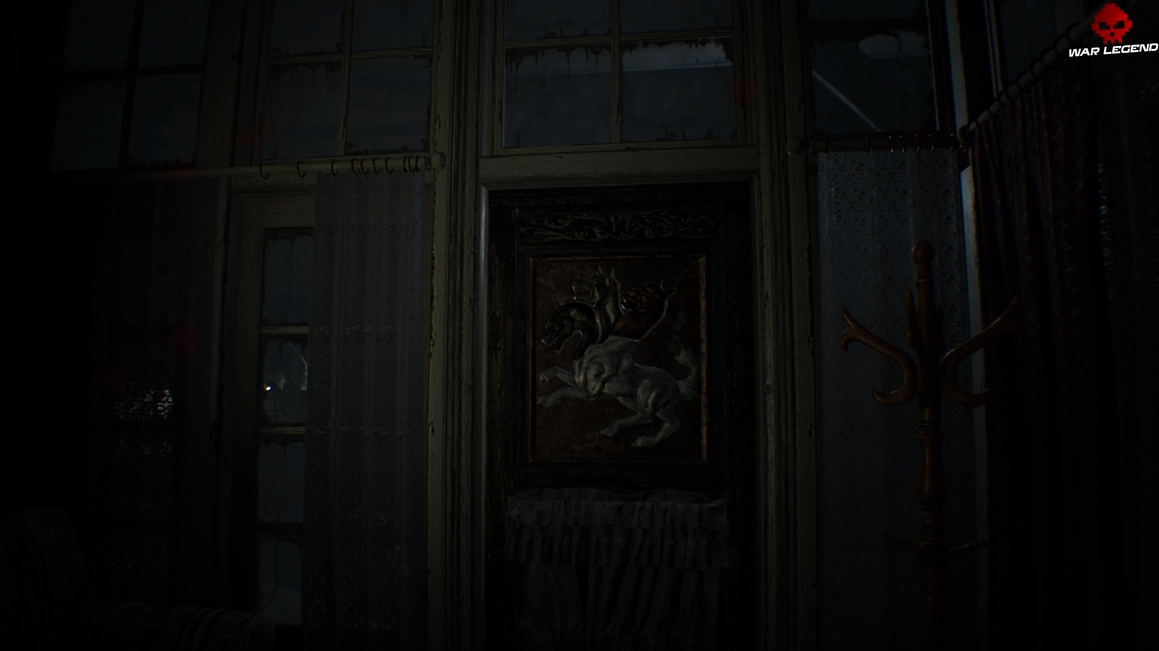 Solution Resident Evil 7 Biohazard - Chapitre 3 porte cerbère