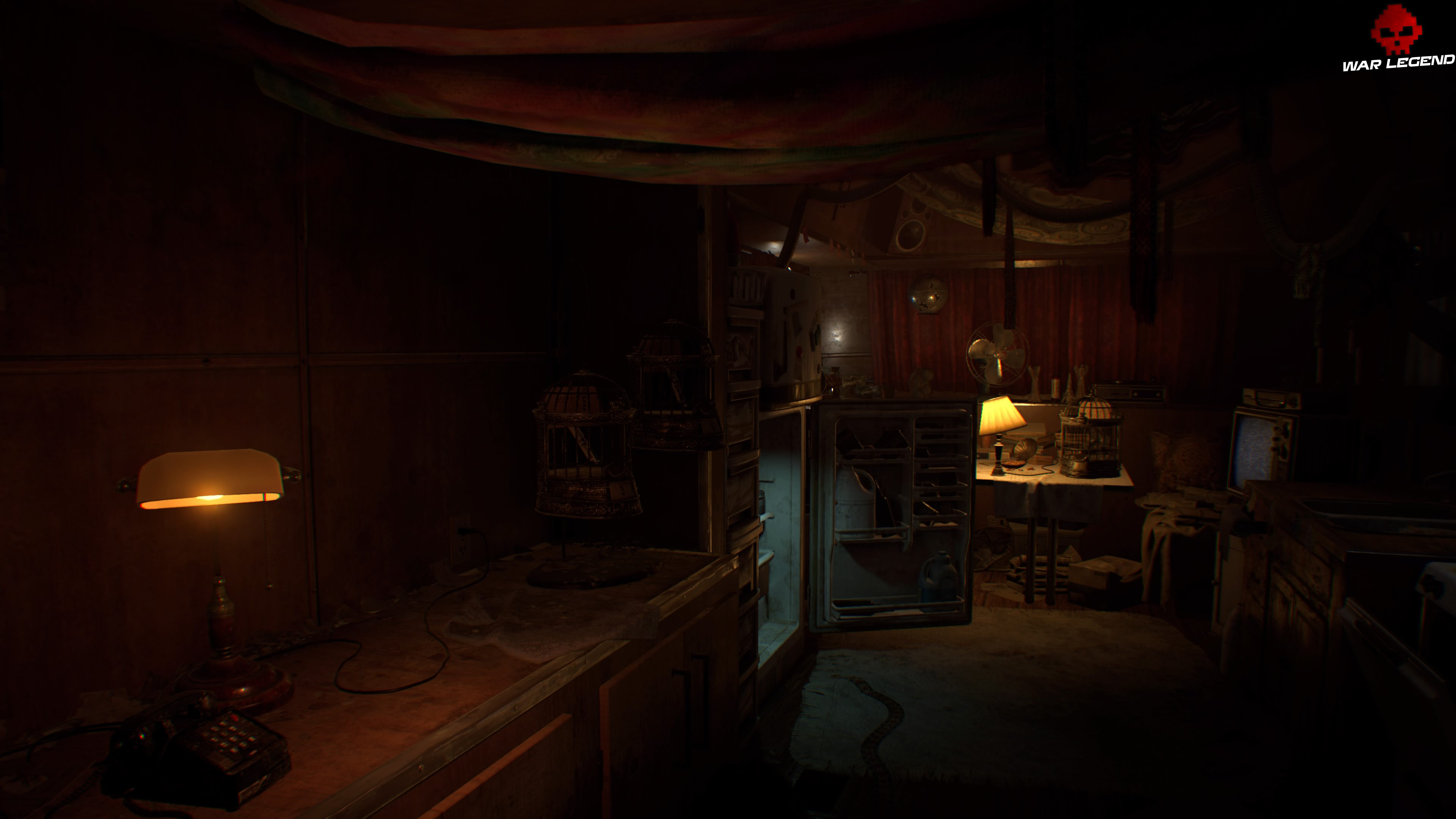 Solution Resident Evil 7 Biohazard - Chapitre 4 caravane