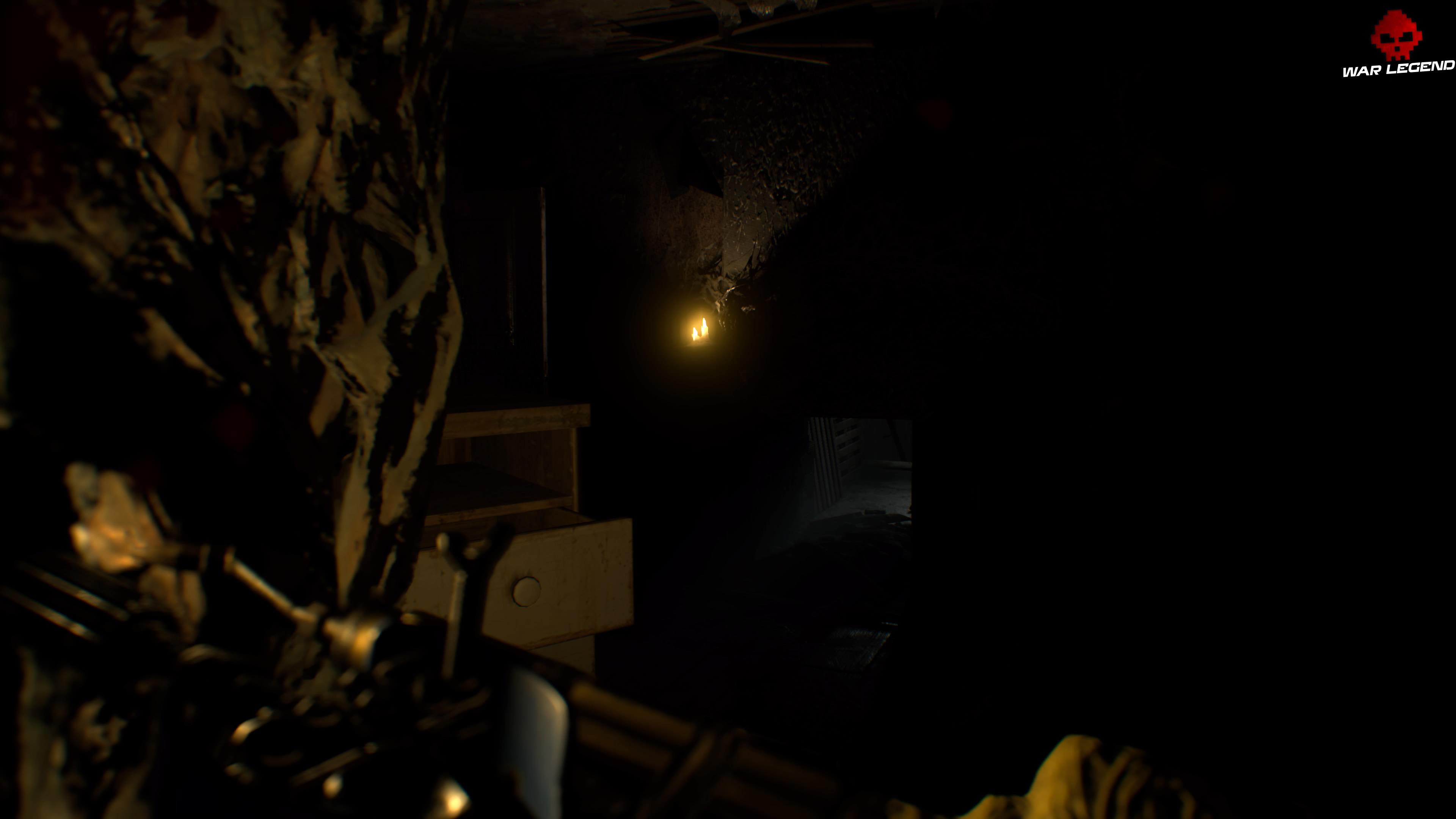 Solution Resident Evil 7 Biohazard - Chapitre 4 passage secret