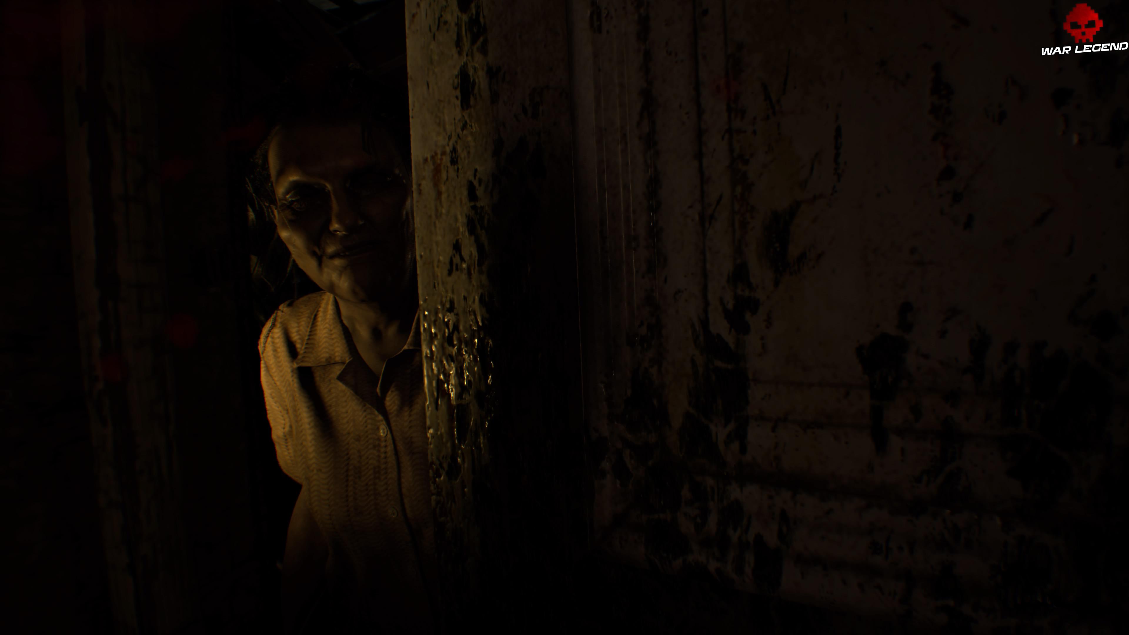 Solution Resident Evil 7 Biohazard - Chapitre 4 Marguerite porte entrouverte