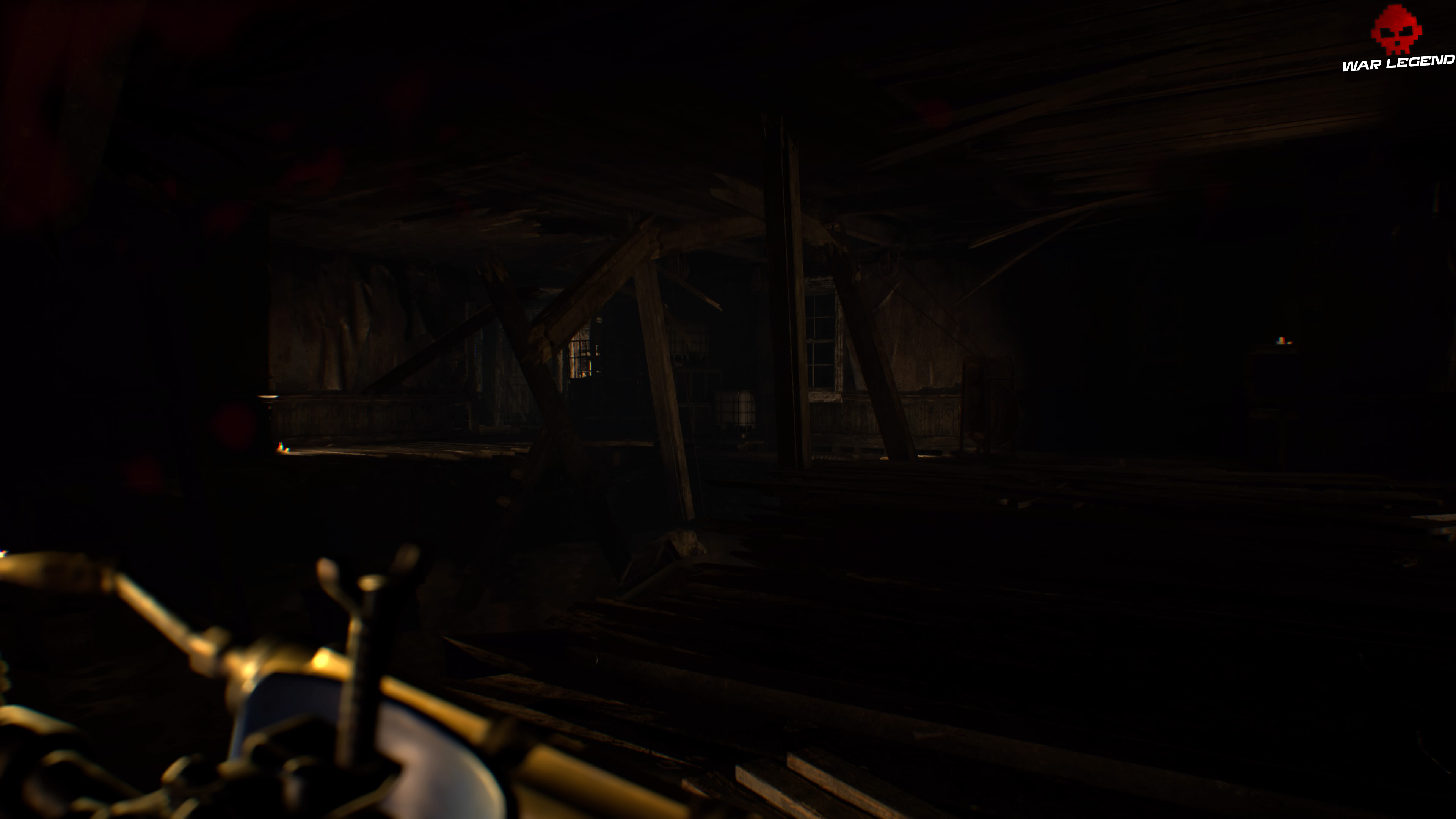 Solution Resident Evil 7 Biohazard - Chapitre 4 hall entrée vieille maison