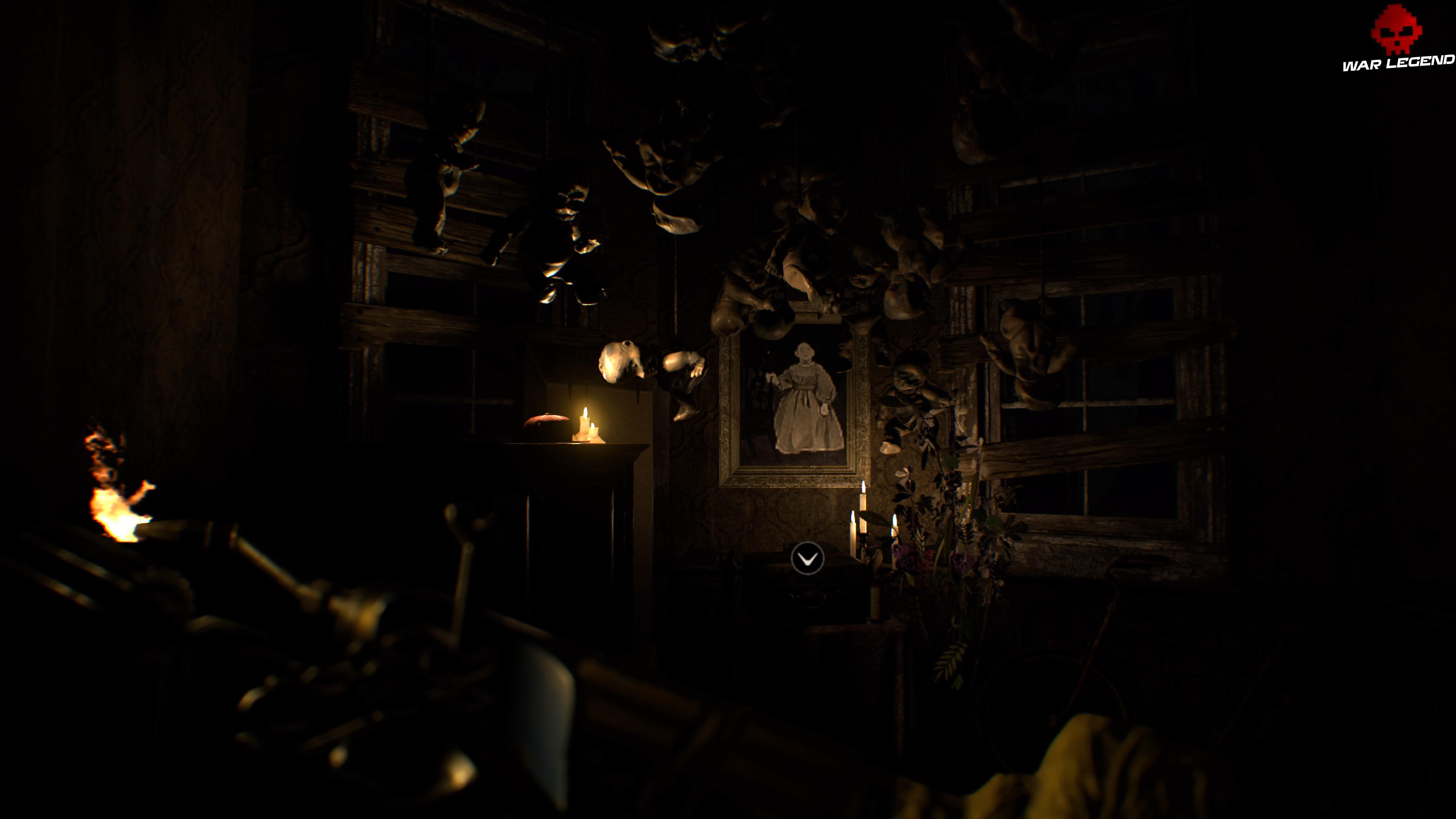 Solution Resident Evil 7 Biohazard - Chapitre 4 autel