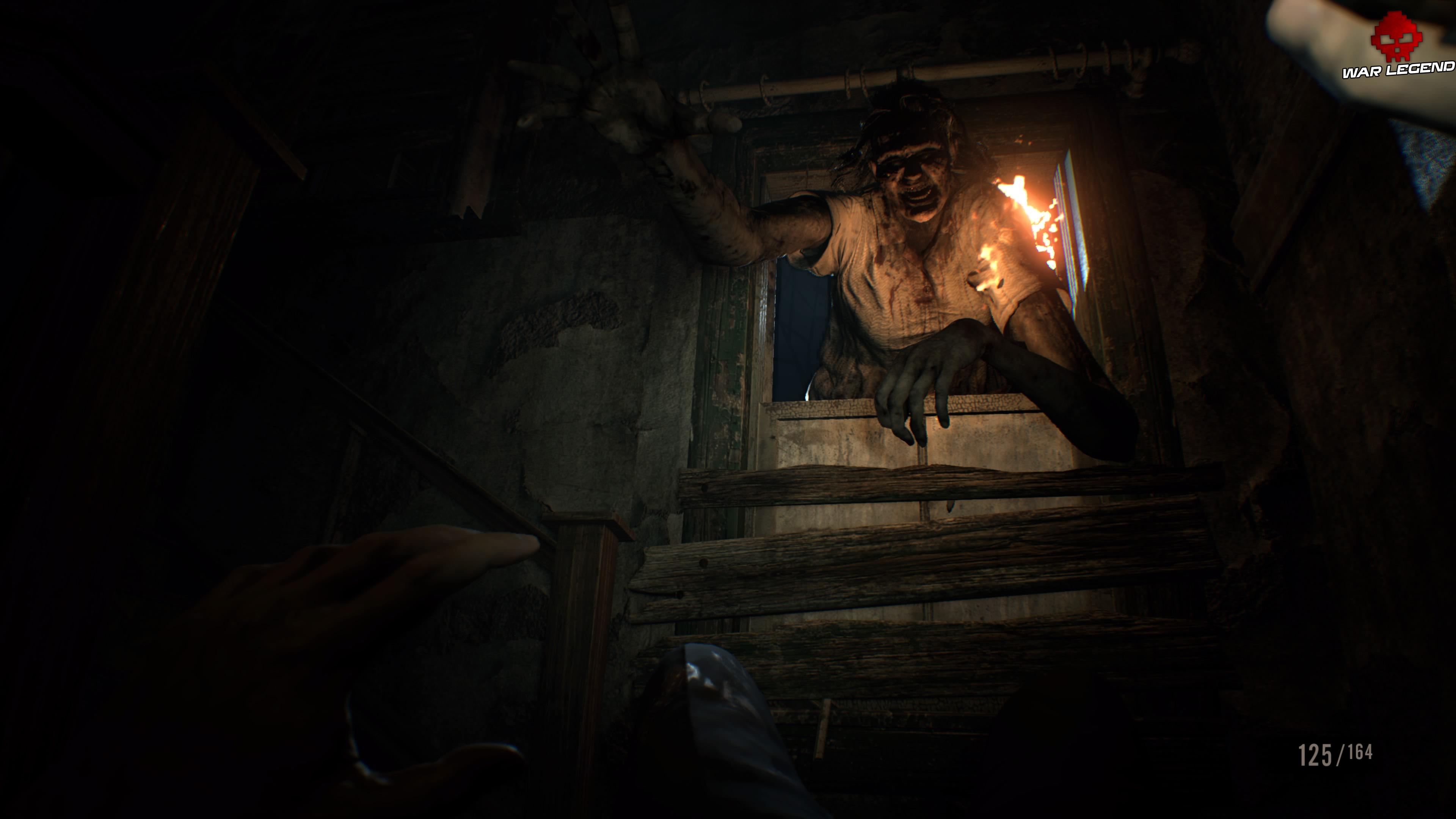 Solution Resident Evil 7 Biohazard - Chapitre 4 Marguerite par la fenêtre