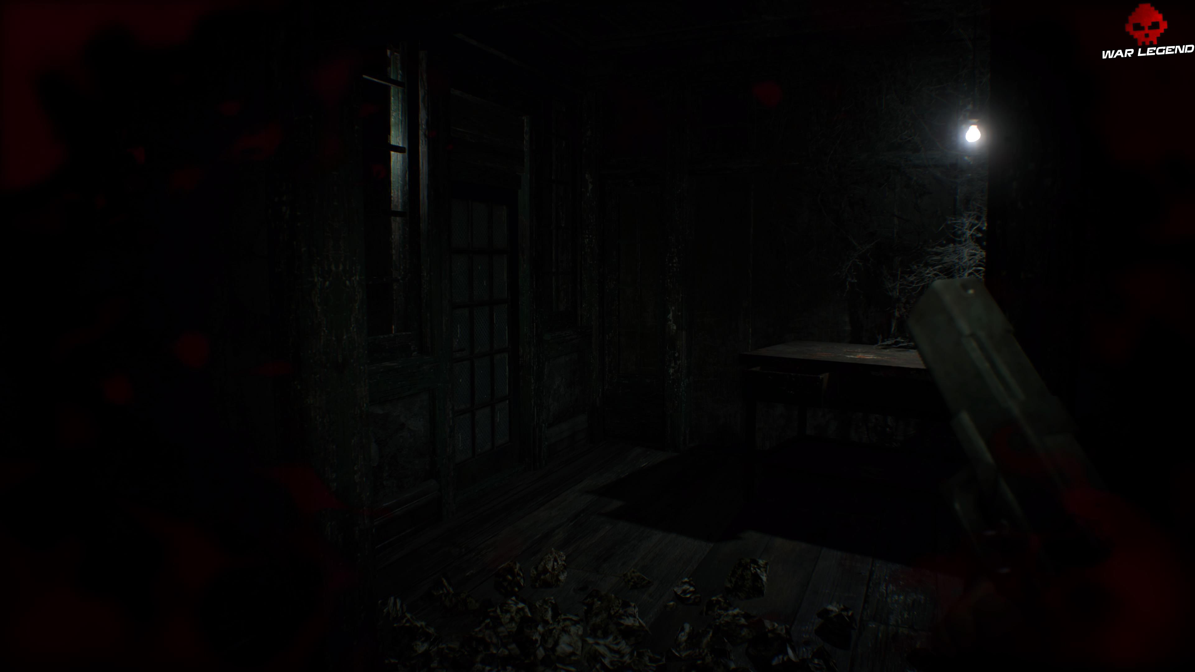 Solution Resident Evil 7 Biohazard - Chapitre 4 porte de sortie