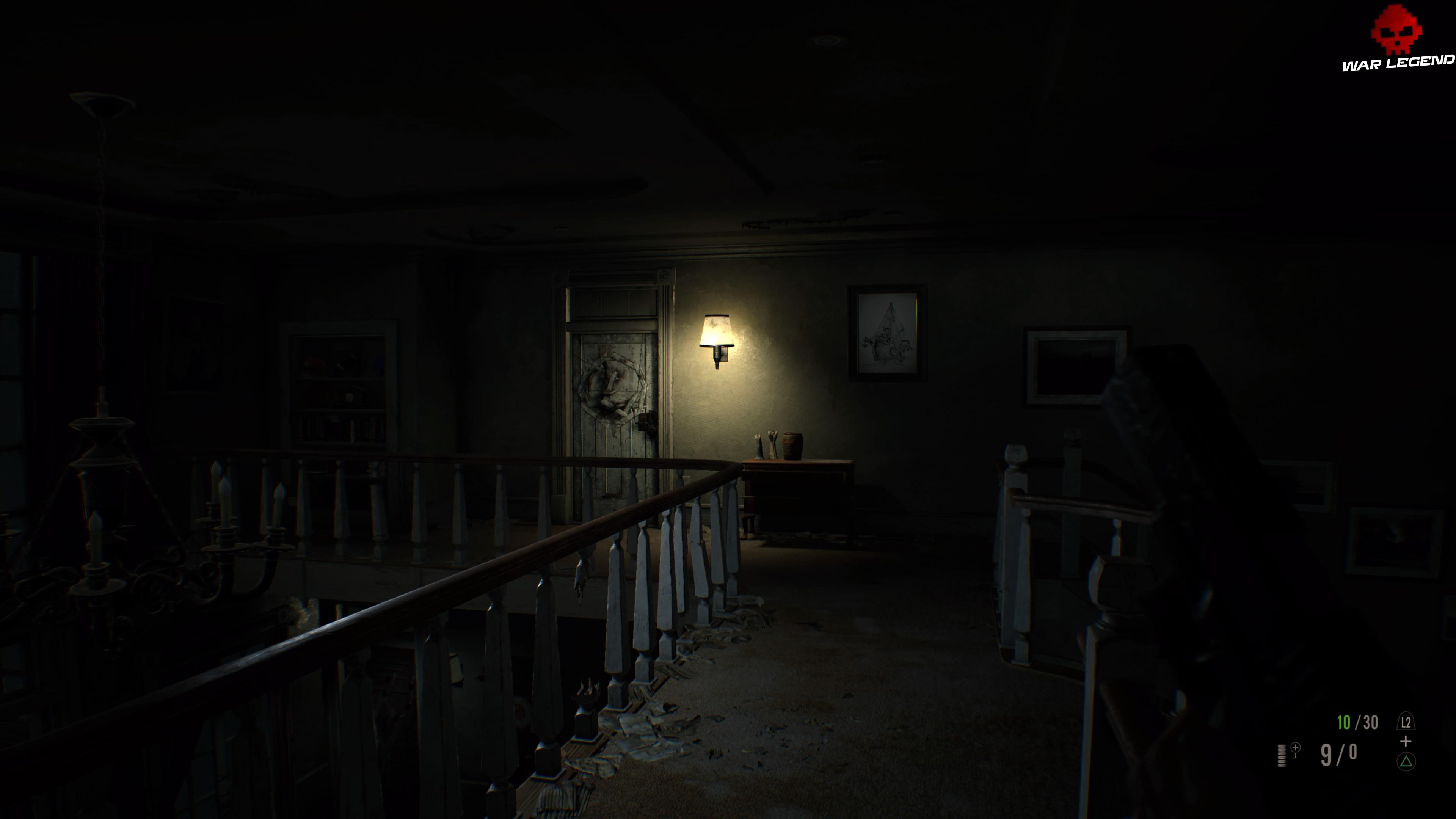 Guide Resident Evil 7 - Réparer le pistolet cassé et le fusil cassé porte serpent