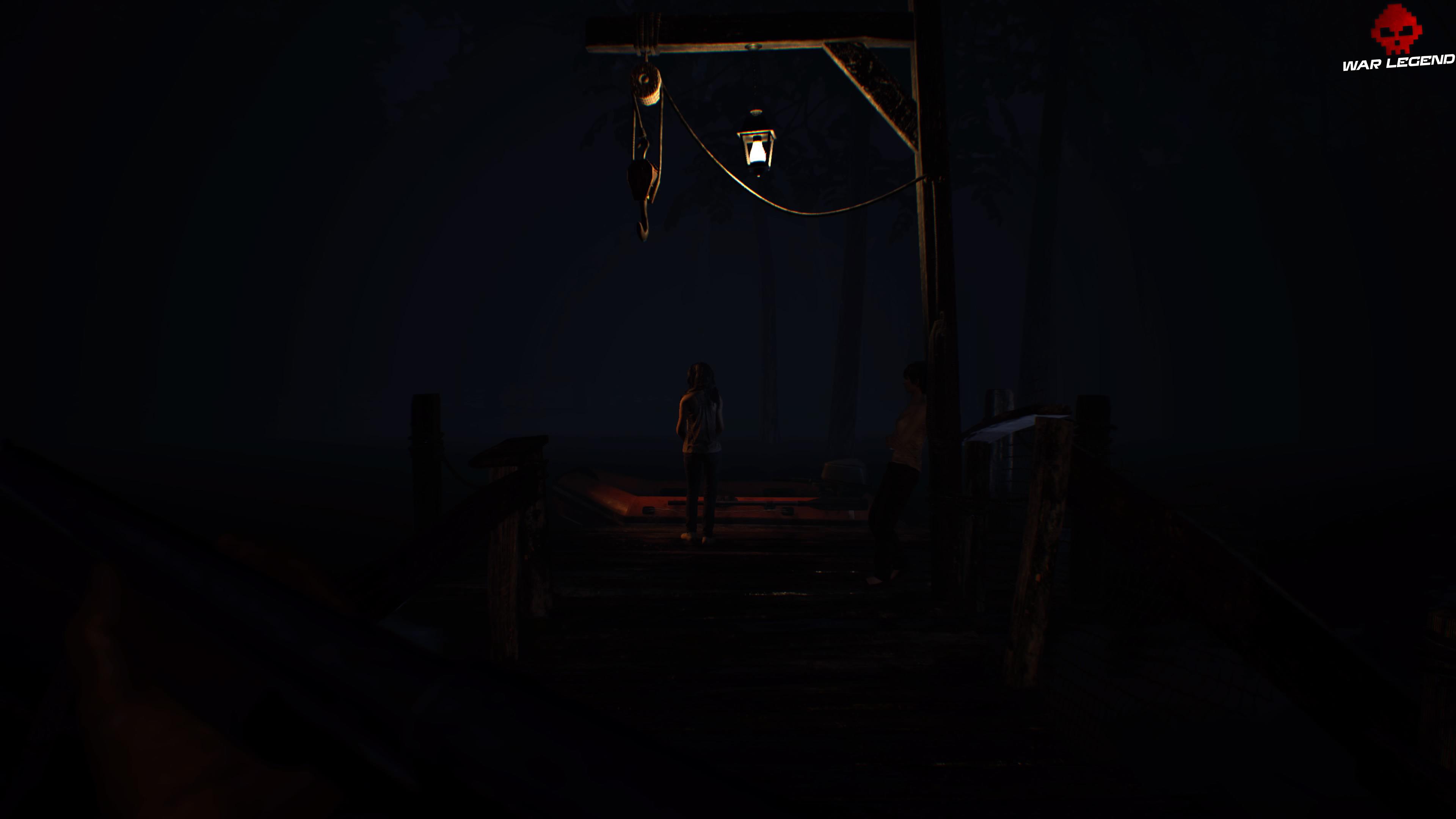 Guide des trophées Resident Evil 7 Biohazard Zoé et Mia sur le quai