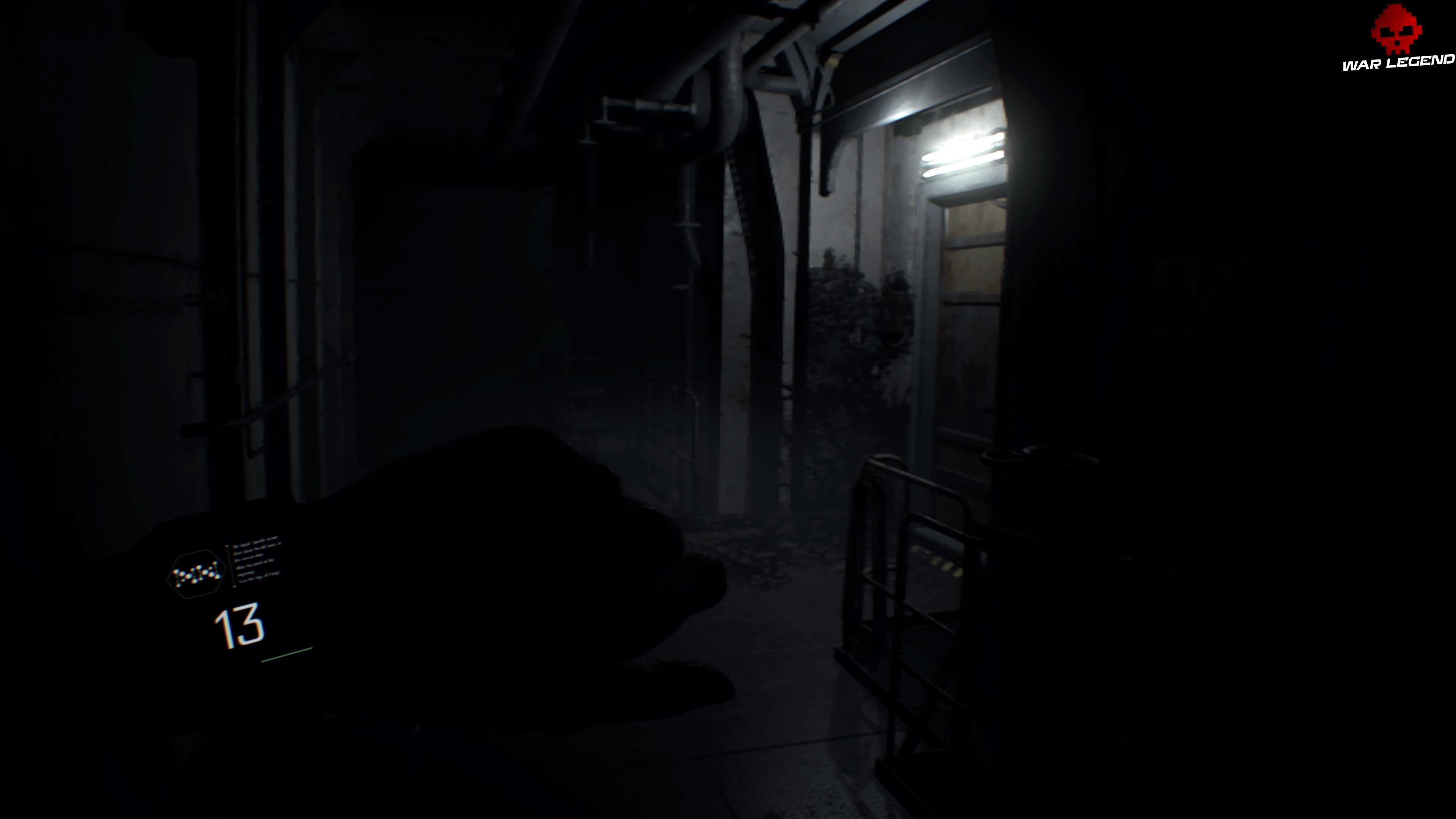 Solution Resident Evil 7 Biohazard - Chapitre 7 porte, montre avec le chiffre 13