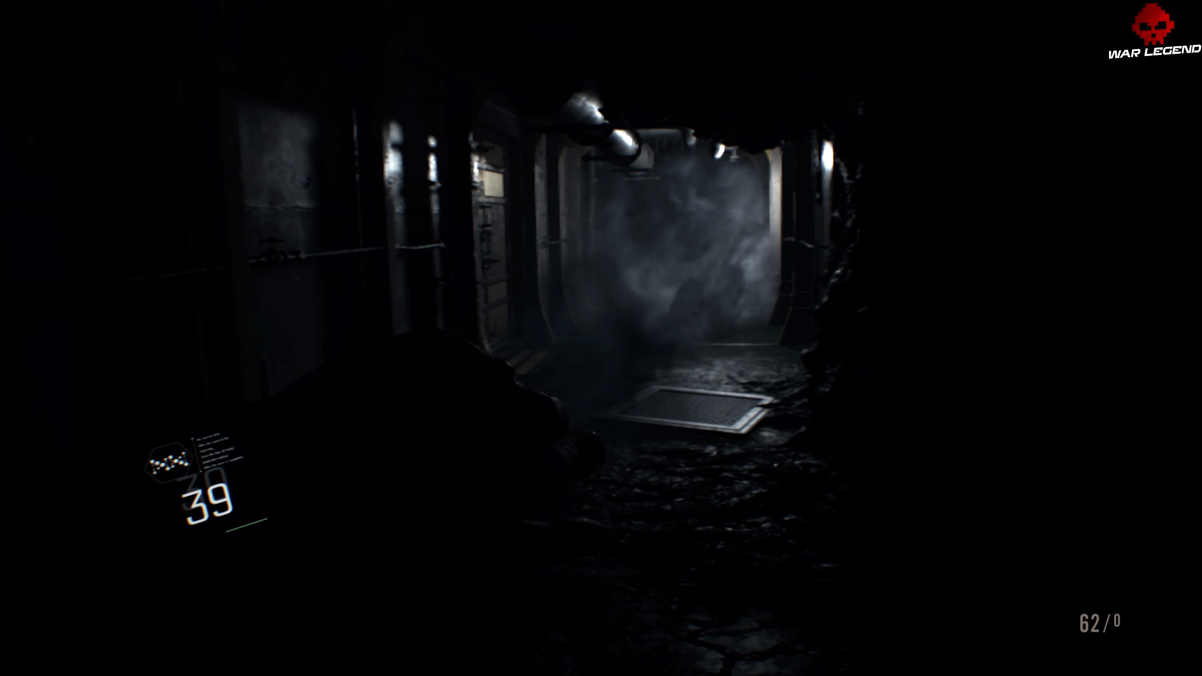 Solution Resident Evil 7 Biohazard - Chapitre 7 fumée dans le couloir
