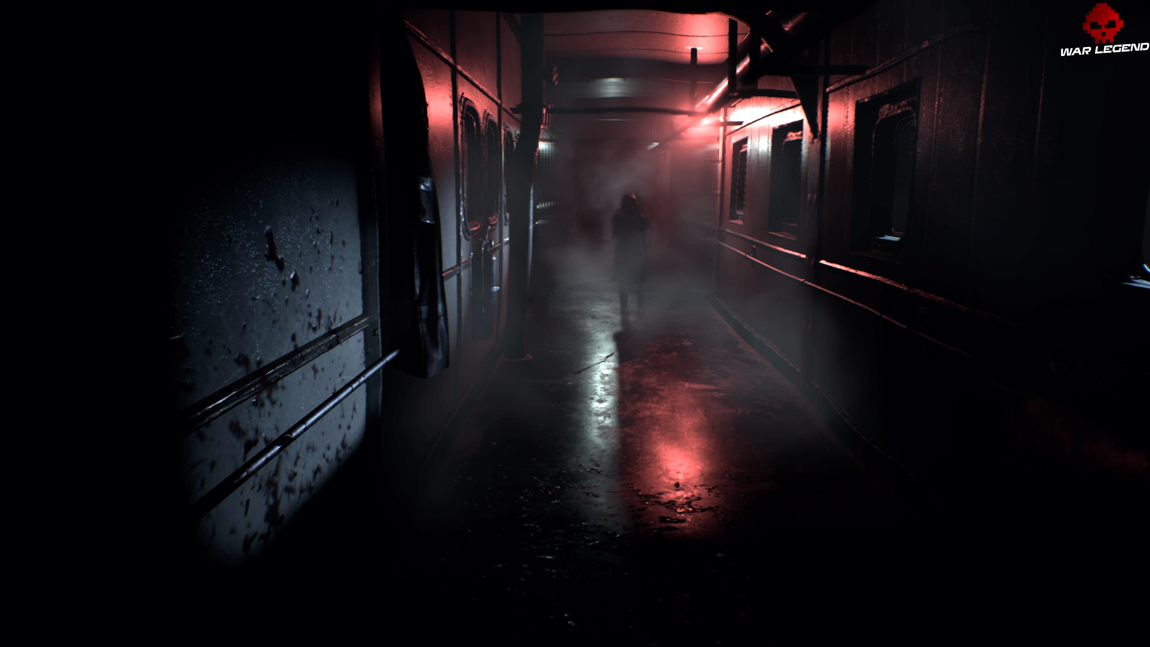Solution Resident Evil 7 Biohazard - Chapitre 7 silhouette d'Éveline