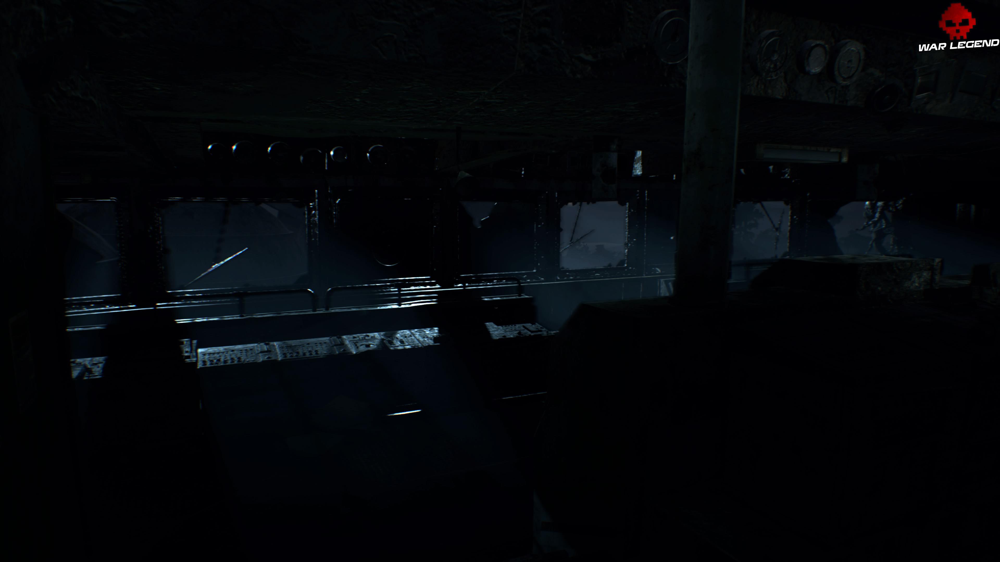 Solution Resident Evil 7 Biohazard Chapitre 7 salle de contrôle bateau