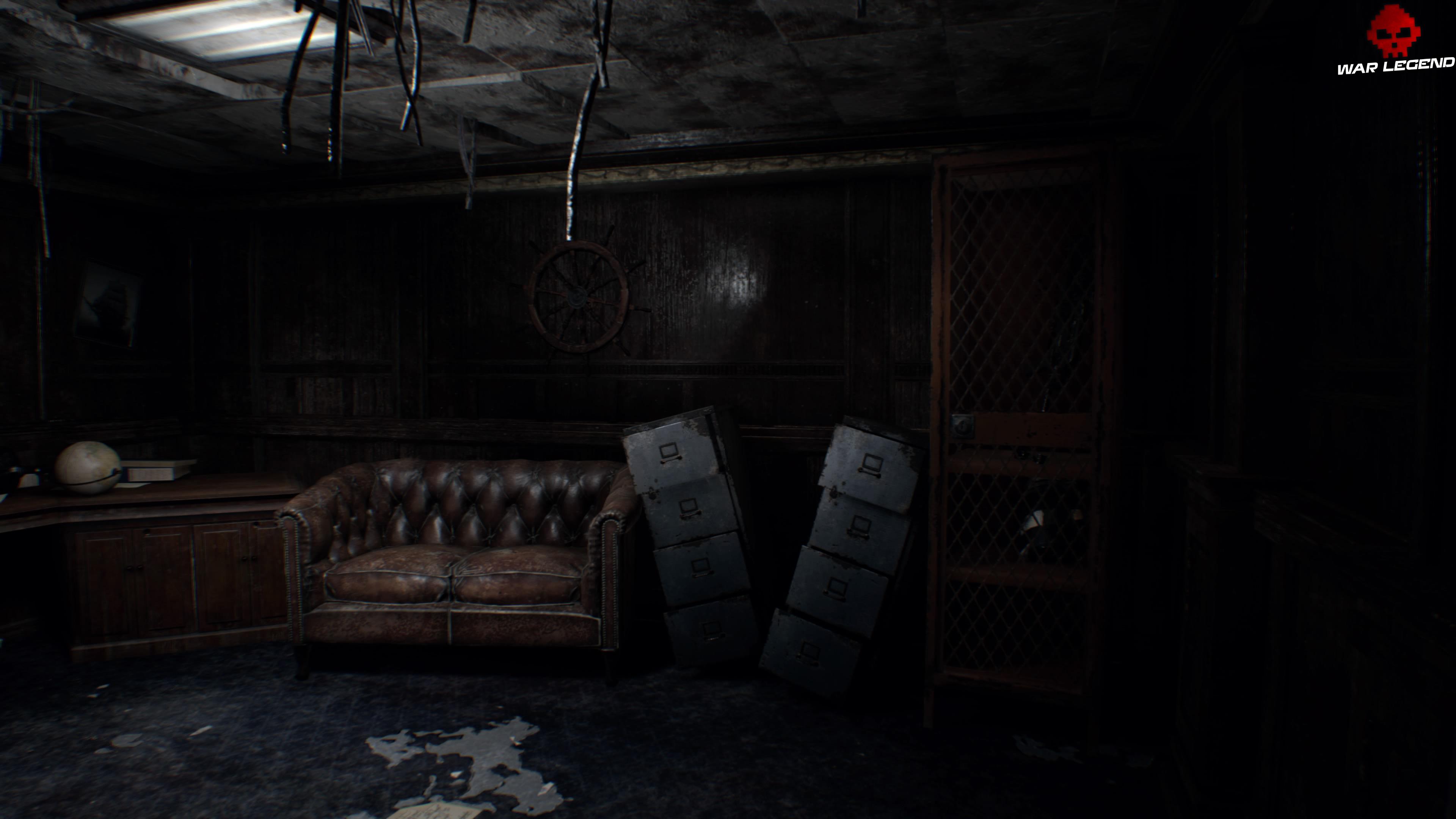 Solution Resident Evil 7 Biohazard Chapitre 7 cabine du capitaine