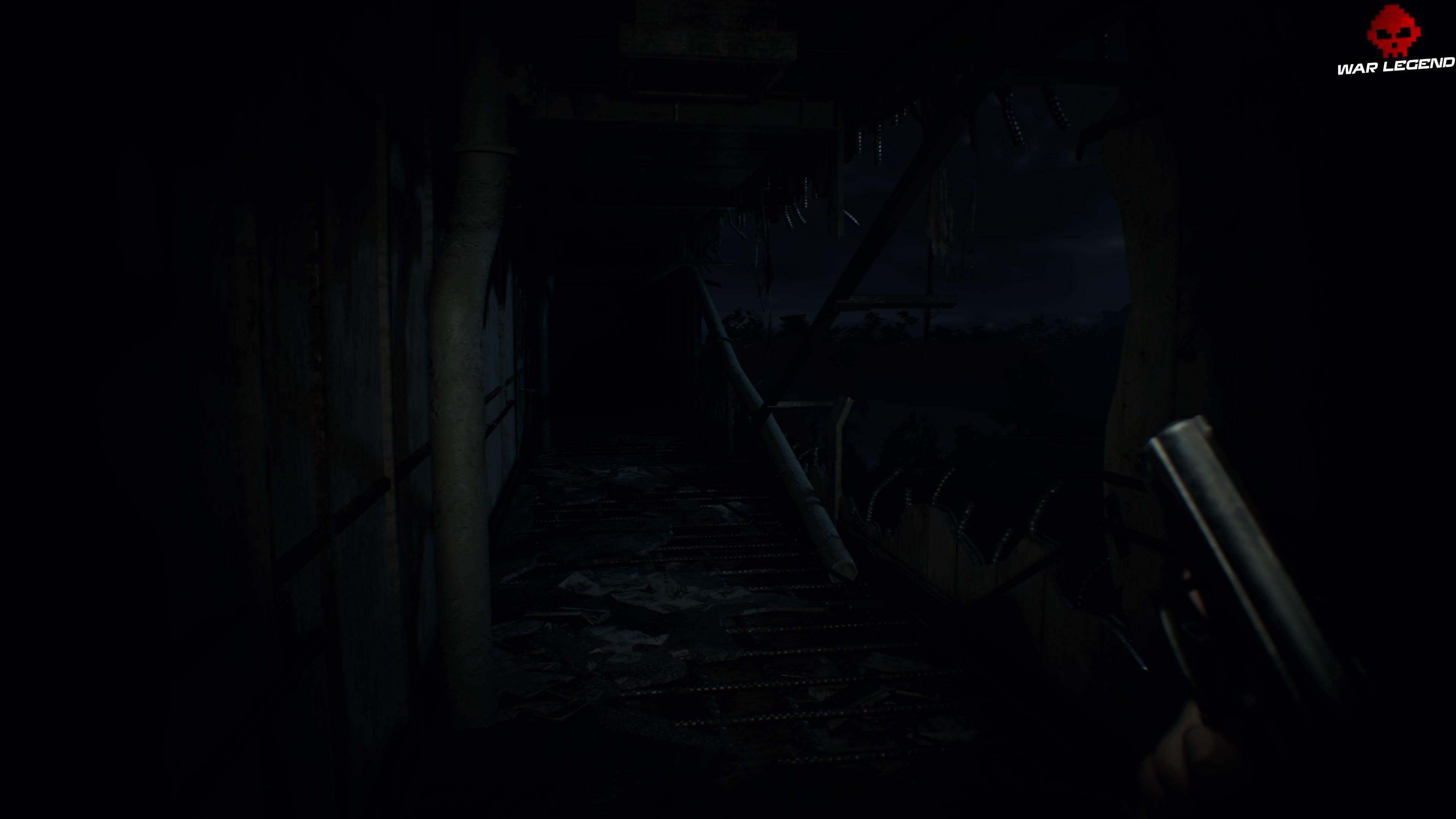 Solution Resident Evil 7 Biohazard Chapitre 7 coque de bateau ouverte