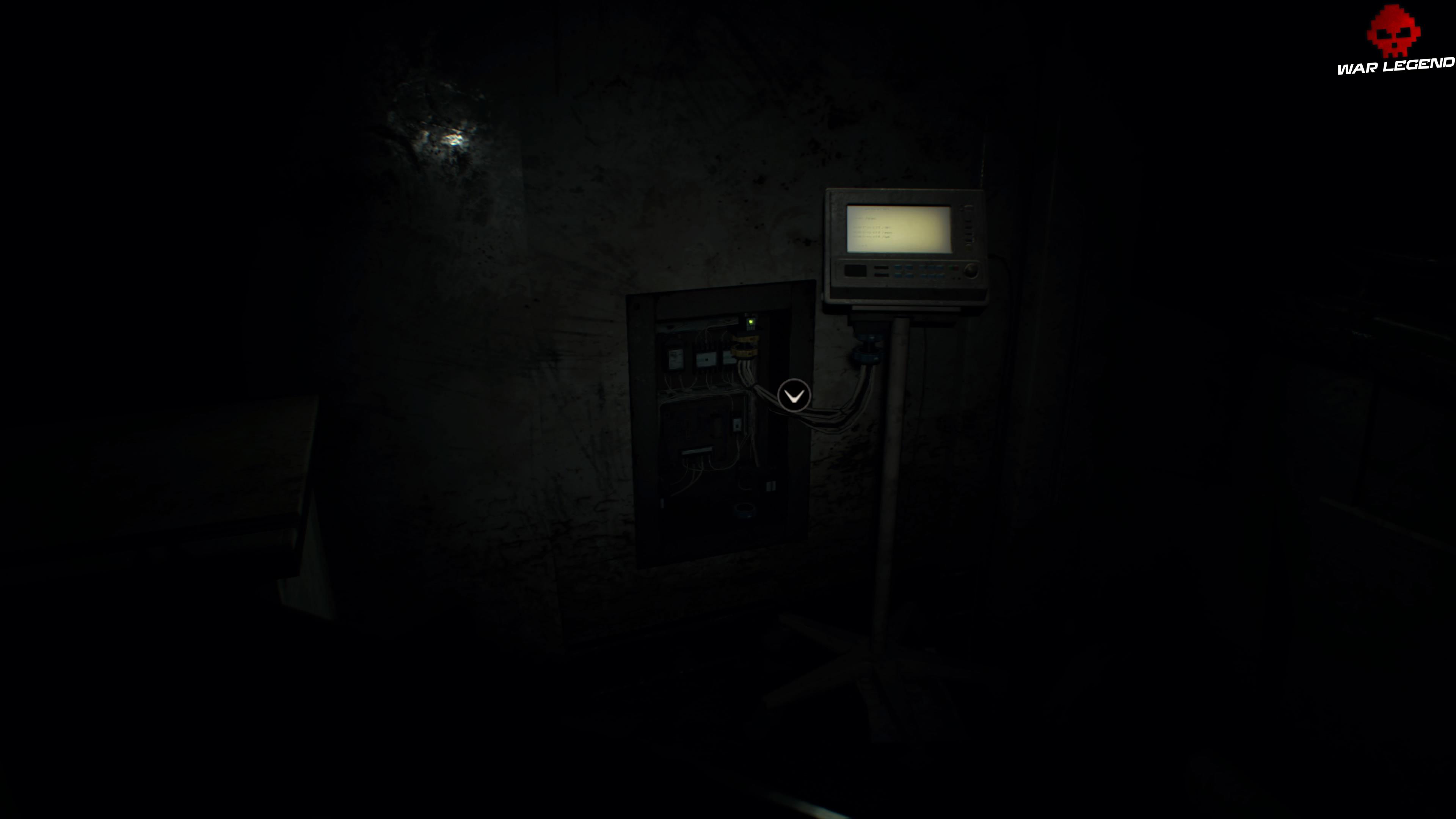 Solution Resident Evil 7 Biohazard Chapitre 7 câble électrique