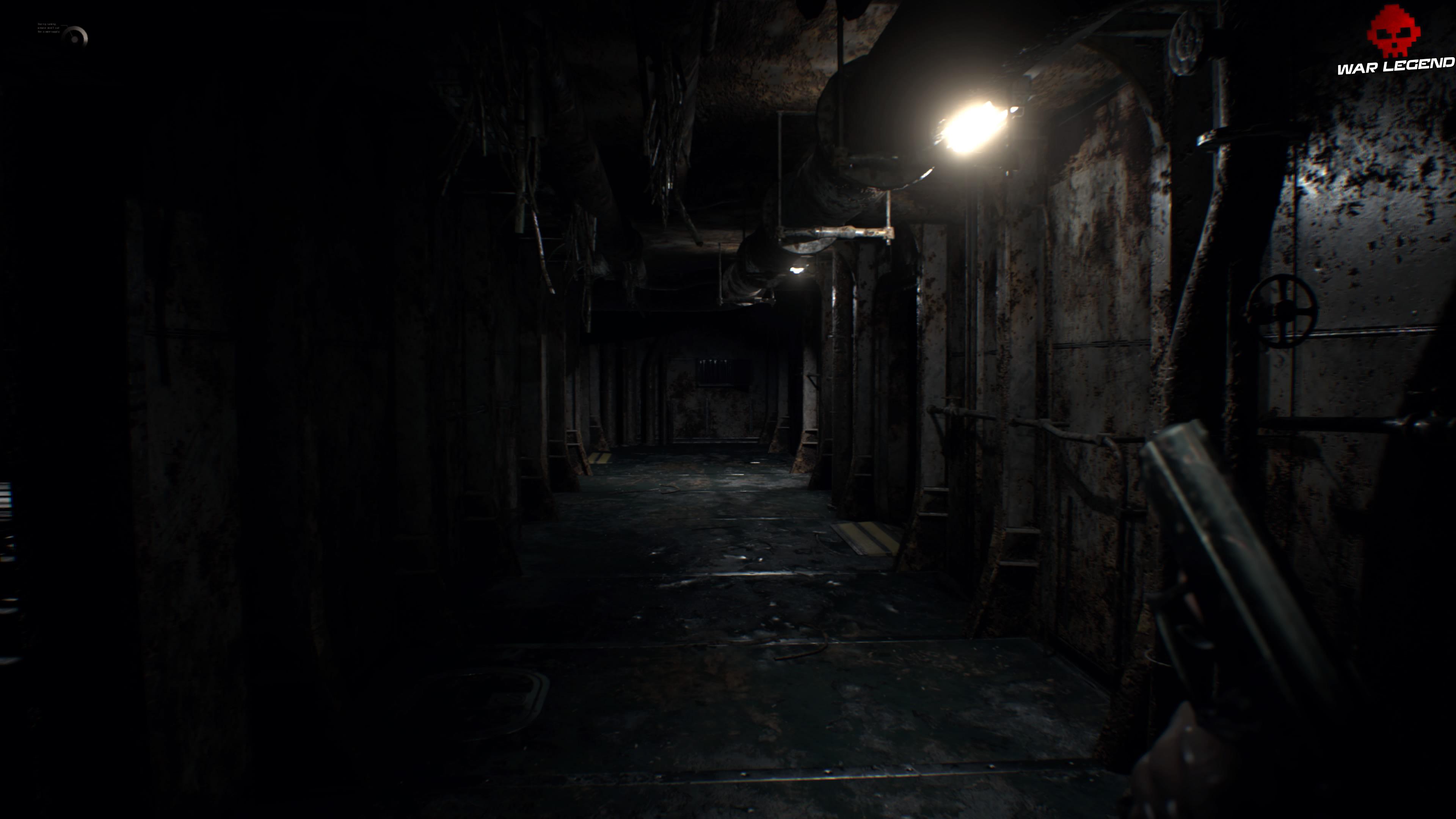 Solution Resident Evil 7 Biohazard Chapitre 7 couloir